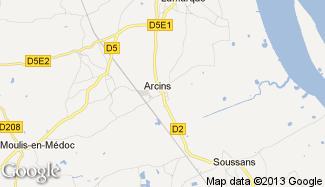 Plan de Arcins
