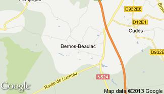 Plan de Bernos-Beaulac