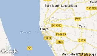 Plan de Blaye