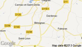 Plan de Blésignac