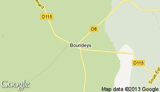 Plan de Bourideys