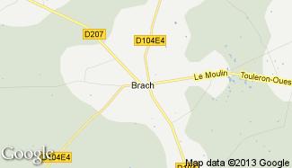 Plan de Brach