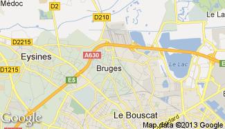Plan de Bruges