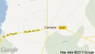 Plan de Carcans