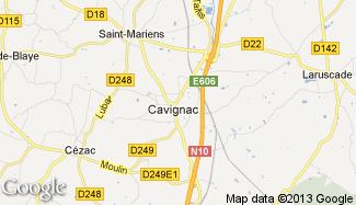 Plan de Cavignac