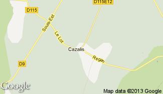 Plan de Cazalis