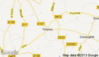 Plan de Cleyrac