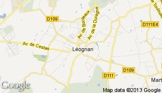 Plan de Léognan