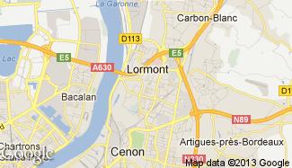 Plan de Lormont