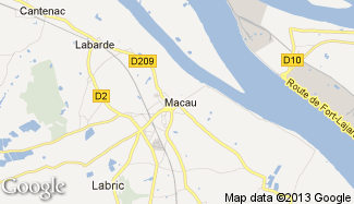 Plan de Macau