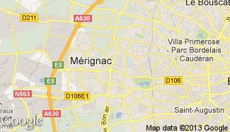 Plan de Mérignac