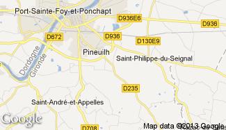 Plan de Pineuilh