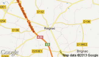 Plan de Reignac