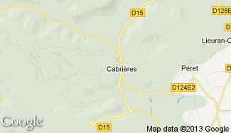 Plan de Cabrières