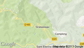 Plan de Graissessac