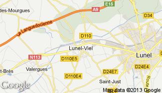 Plan de Lunel-Viel
