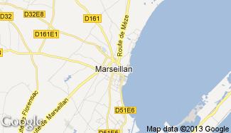 Plan de Marseillan