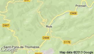 Plan de Riols