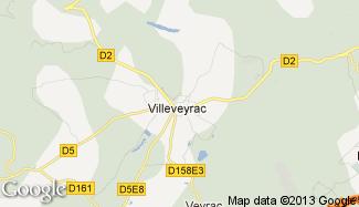 Plan de Villeveyrac