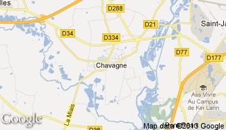 Plan de Chavagne