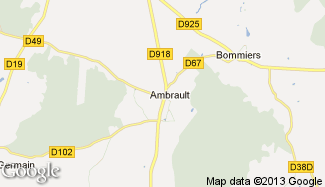 Plan de Ambrault