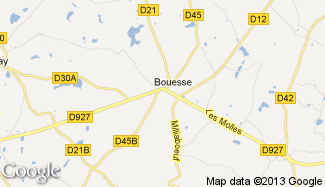Plan de Bouesse