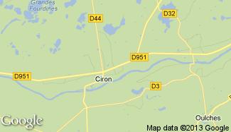 Plan de Ciron