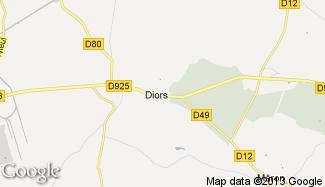 Plan de Diors
