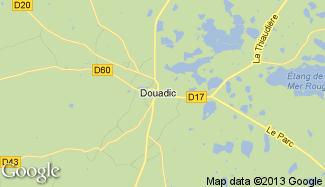 Plan de Douadic