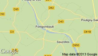 Plan de Fontgombault