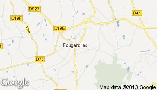 Plan de Fougerolles