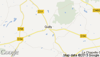 Plan de Guilly