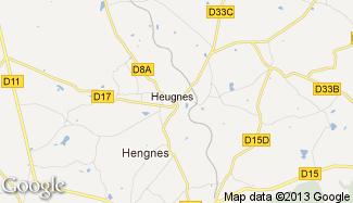 Plan de Heugnes