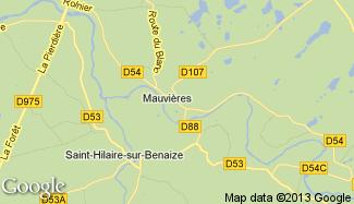 Plan de Mauvières