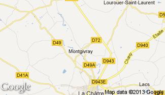 Plan de Montgivray