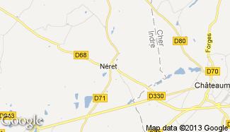 Plan de Néret