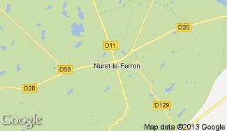 Plan de Nuret-le-Ferron