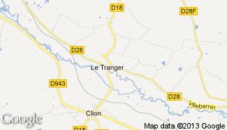 Plan de Le Tranger