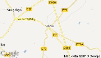 Plan de Vineuil