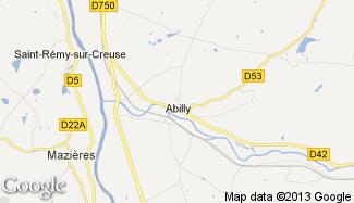 Plan de Abilly