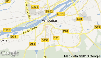 Plan de Amboise