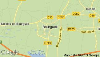 Plan de Bourgueil