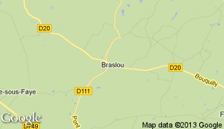 Plan de Braslou