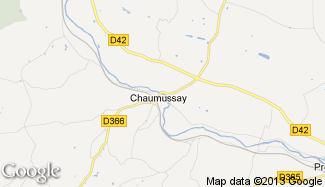 Plan de Chaumussay