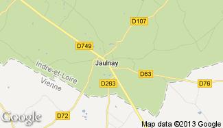 Plan de Jaulnay