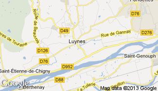 Plan de Luynes