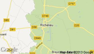 Plan de Richelieu