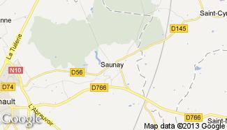 Plan de Saunay