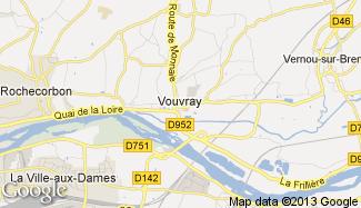 Plan de Vouvray