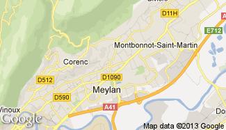 Plan de Meylan